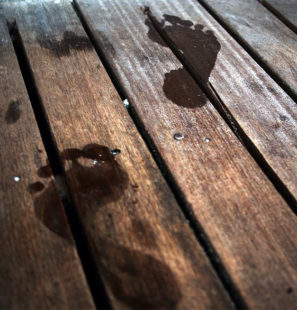 water-brown-wet-footprint-wood-plank-floor-indoor-board-walk-moisture-footprints-footsteps_t20_Lvrl1P